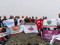 GÖLLER - Türkiye'nin En Yüksek Rakımlı Dağcılık Şenliği Erzincan'da Yapıldı