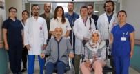 KALP AMELİYATI - 88 Ve 86 Yaşındaki Hastalara TAVİ Yöntemi İle Kalp Kapağı Takıldı
