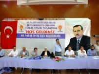 ERKEN SEÇİM - AK Parti'den 'İstişare' Toplantısı