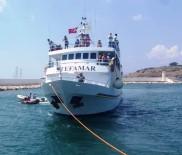KIYI EMNİYETİ - Arızalanan Yunan Feribotunu Türkiye Kurtardı