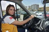 AMBULANS ŞOFÖRÜ - Babasının Hayalini Gerçekleştirmek İçin Ambulans Şoförü Oldu