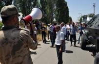BALPıNAR - Balpınar'da Jandarmaya Karşı Kaçak Elektrik Savunması