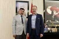 ESNAF ODASI - Başkan Akgül Açıklaması 'Ticaret Hacmi Büyüdü'