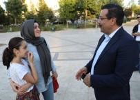 ENGELLİ RAMPASI - Başkan Atilla Açıklaması 'Engelleri Kaldırmak İçin Çalışıyoruz'