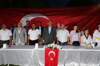 HÜSEYIN SÖZLÜ - Başkan Sözlü'den Özgür Mahallesi'ne 'Spor Salonu' Müjdesi
