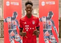 VANCOUVER - Bayern Münih, Alphonso Davies'i Açıkladı