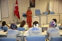 İŞ GÜVENLİĞİ UZMANI - Belediye Personeline 6331 Sayılı Kanun Kapsamında Eğitim Verildi