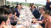 ROMANTIZM - Çinli Gazeteciler Ve Sosyal Medya Temsilcileri İstanbul'da