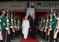 JOHANNESBURG - Cumhurbaşkanı Erdoğan Güney Afrika'da