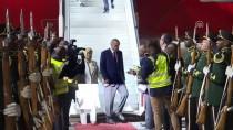 İSMAIL ÖZDEMIR - Cumhurbaşkanı Erdoğan Güney Afrika'ya Geldi