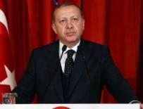 KANAAT ÖNDERLERİ - Cumhurbaşkanı Erdoğan'dan yaptırımlarla ilgili açıklama