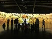 KURUÇEŞME - Deprem Müzesine Ziyaretçi Akını