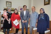 İDRİS ŞAHİN - Düzce Üniversitesi Şehirle Bütünleşiyor