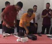 SELÇUK İNAN - Galatasaray'da Fernando'nun Doğum Gününü Kutladı