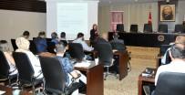 SANI KONUKOĞLU - GSO'dan İşverenler İçin İş Sağlığı Ve Güvenliği Eğitim Semineri