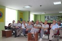 FERDA YILDIRIM - Hasat Öncesi Fındık Üreticilerine Eğitim Verildi