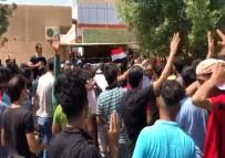 HÜKÜMET KARŞITI - Irak'ta Halk Yine Sokakta