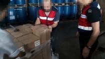 SOLUNUM YETMEZLİĞİ - İstanbul'da Uyuşturucu Operasyonu