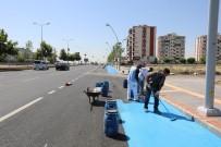 ELEKTRİK DİREĞİ - Kamışlo Caddesi SMA Tabakasıyla Asfaltlandı