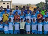 Kaymakam Sarı, Eleşkirtspor Futbol Okulunu Ziyaret Etti