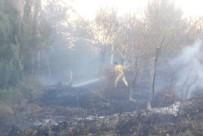 Keban'da Yangın, Yaklaşık 150 Dönüm Arazi Zarar Gördü