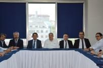 GECİKME ZAMMI - Konya SMMM Odası İle Konya Vergi Dairesi İstişare Toplantısı Düzenledi