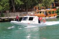 MUSTAFA YIĞIT - Manavgat Irmağı, Sahil Güvenlik Tarafından Denetlenecek
