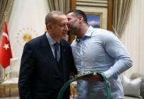 KÖLN - Manuel Charr Açıklaması 'Unvan Maçıma Cumhurbaşkanı Recep Tayyip Erdoğan'ı Davet Edeceğim'