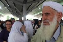 TAKVA - Mersin'de Hacı Adayları Dualarla Uğurlandı