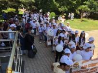 AHMET GENCER - Öğrenciler Gölbaşı İlçesinde Yaz Kampında