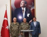 ERZİNCAN VALİSİ - Orgeneral Güler Erzincan'da Denetlemelerde Bulundu