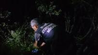 Ormanlık Alanda Uyuşturucu Aradılar