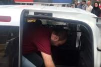 Otobüste Taciz İddiasına Gözaltı