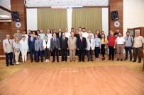 MEHMET KARAKAŞ - Rektör Solak Basın Bayramını Kutladı
