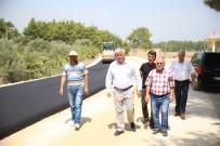 GEBIZ - Serik Belediyesi'nden Asfaltlama Çalışması
