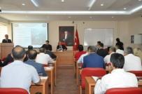 TUNAHAN EFENDİOĞLU - Şırnak'ta İl Koordinasyon Toplantısı Yapıldı