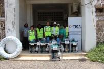 CIBUTI - TİKA'dan Cibuti'de Sel Mağdurlarına Destek