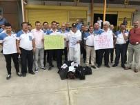 YıLBAŞı - Torba Yasaya Giremeyen Postacılar Torbaya Girdi