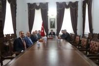 ANKARA VALİSİ - Vali Topaca, Hayırsever Niyazi Ercan İle Okul Pansiyonu Protokolü İmzaladı