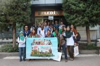 Yabancı Öğrenciler Erdek'te