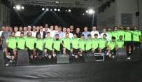KAZANCı - Yeni Amasyaspor Transferleriyle İddialı