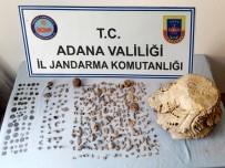 Adana'da Tarihi Eser Kaçakçılarına Operasyon