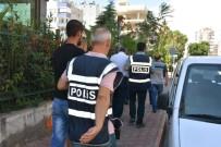 YAKALAMA EMRİ - Antalya'da Asayiş Suçlarından Aranan 91 Kişi Yakalandı