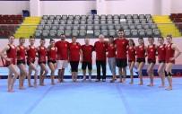 KADIN SPORCU - Artistik Cimnastik Milli Takımı Avrupa Şampiyonası'na Mersin'de Hazırlanıyor