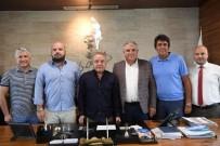 AHMET ÖZTÜRK - Başkan Böcek Açıklaması Antalyaspor'un Her Zaman Yanındayız