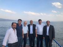 YÜCEL ÇELİKBİLEK - Başkan Çelikbilek'ten, Başkan Azizoğlu'na Tam Destek