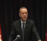 GÜNEY AFRIKA CUMHURIYETI - Başkan Erdoğan Afrika'yı uyardı: Sakın bunların oyununa gelmeyin