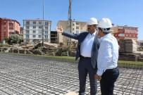 KAMERA SİSTEMİ - Başkan Orhan İlçedeki Yatırımları Gezdi