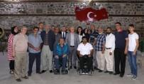 MEHMET SEKMEN - Başkan Sekmen Şehit Aileleri Ve Gazilerle Buluştu