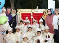 KıNA GECESI - Büyükşehir Belediyesinden Çocuklara Sünnet Şöleni